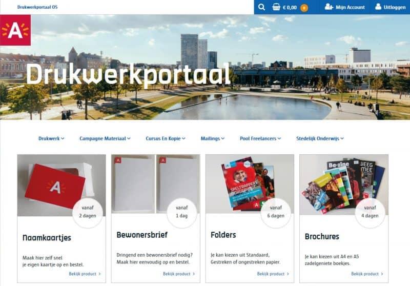 Drukwerkportaal Antwerpen