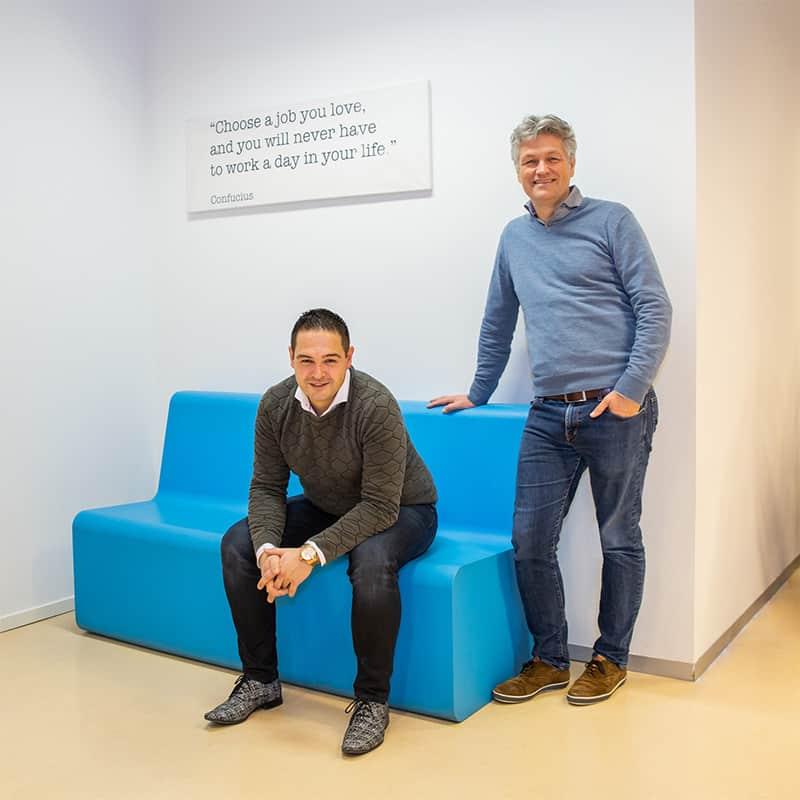 Ramon en Marc van Prindustry