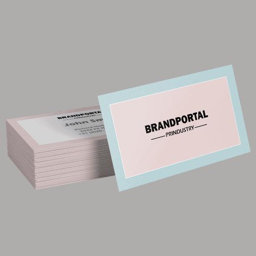 Brandportal -visitekaartje