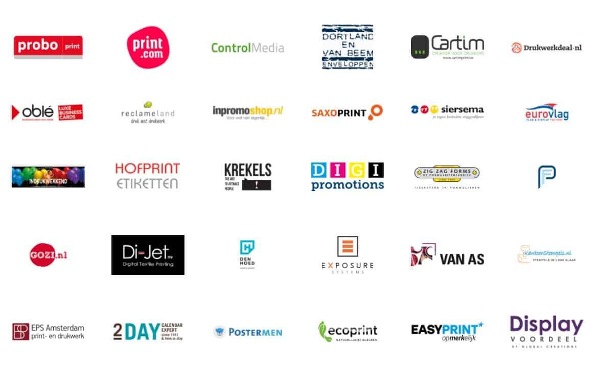 Printmedia partners Prindustry WhiteLabelShop