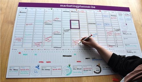Marketingplanner