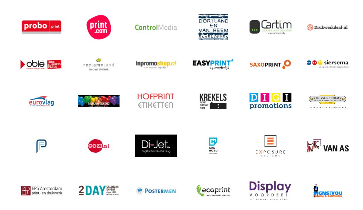 Print media suppliers Prindustry