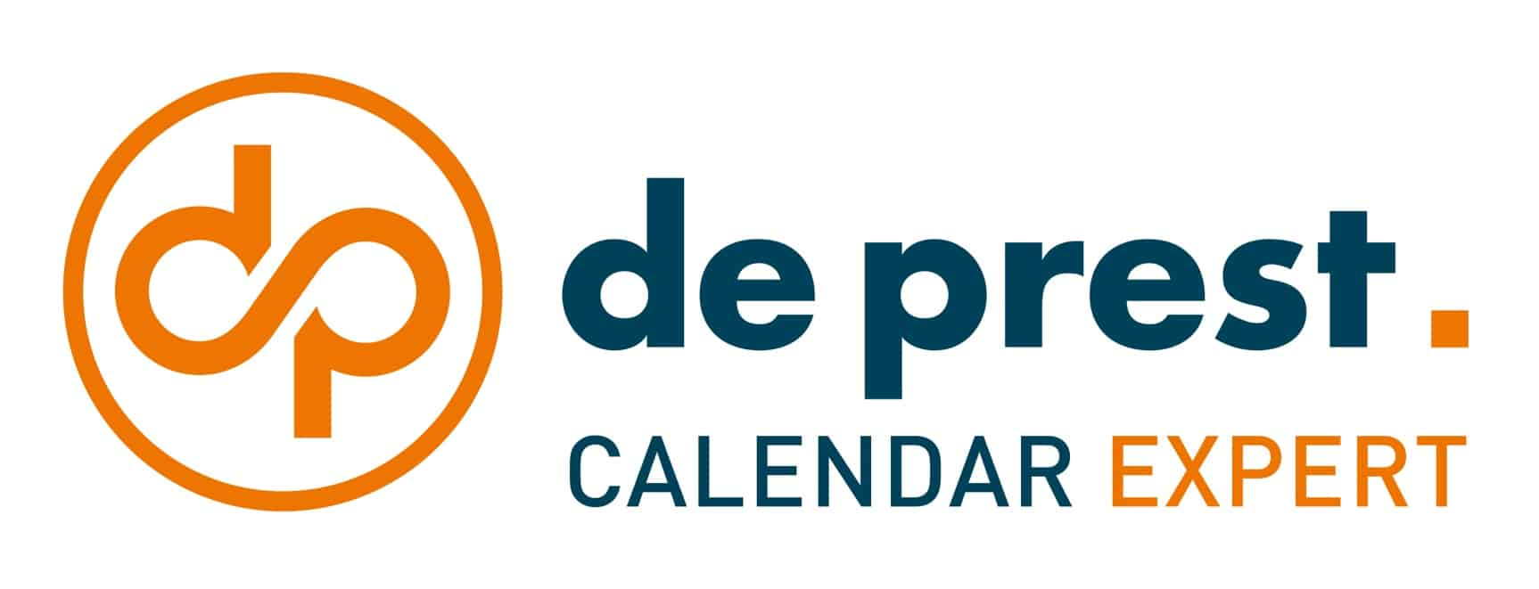 De Prest calendar expert logo